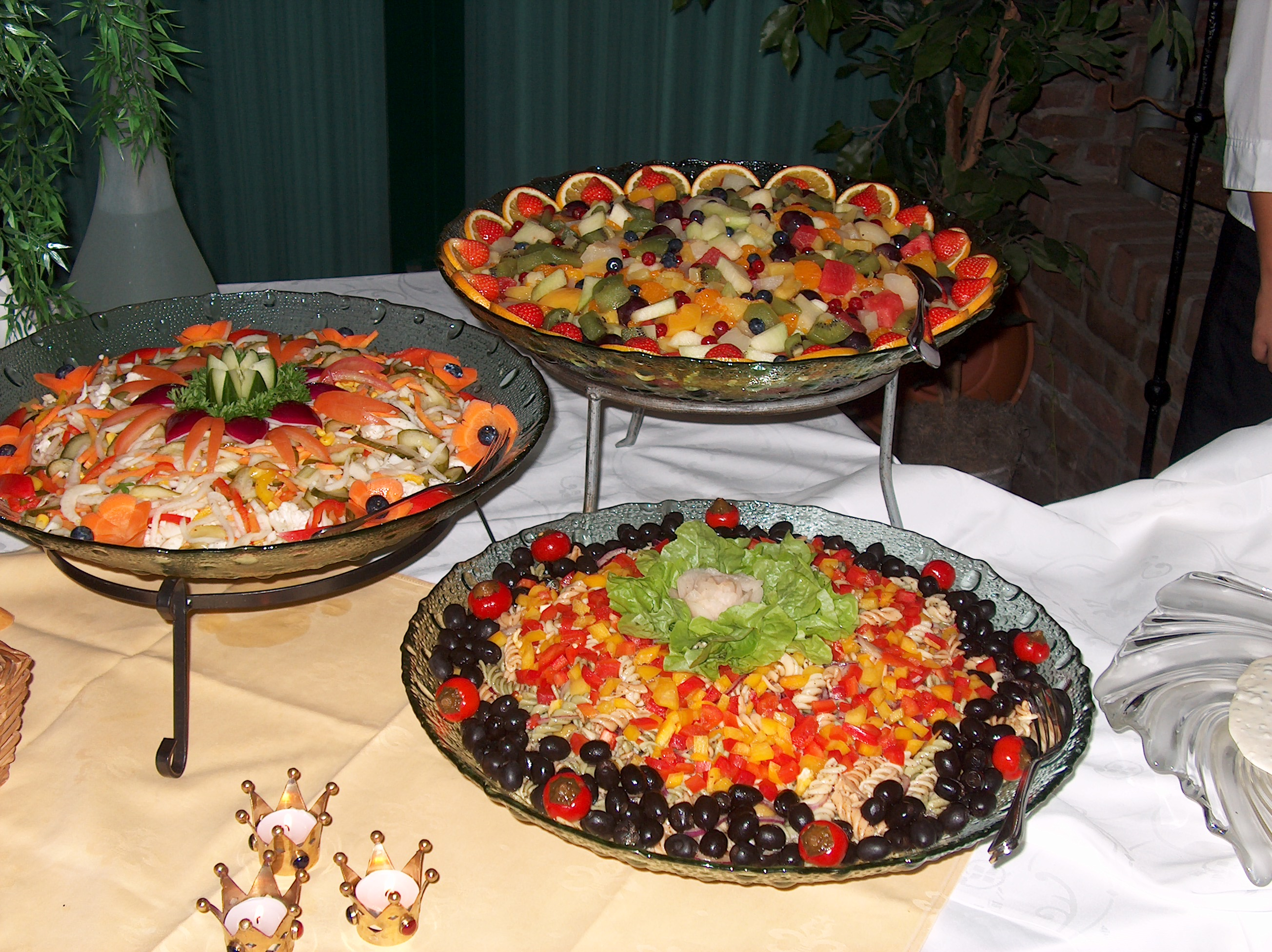 guliks hoes salades ook voor catering
